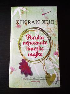 Poruka nepoznate kineske majke; Xinran Xue