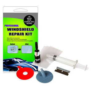 Set za popravak vjeteobranskog stakla šajbe