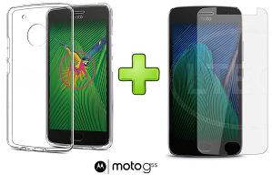 Maska i Staklo Motorola Moto G5s