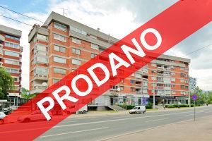 Kovačići, Zagrebačka. Dvosoban stan 64m2 na 1. spratu