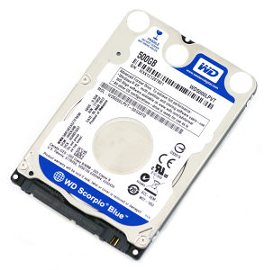 HDD 500 GB ZA LAPTOP (Slim)