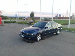 BMW E39 525i benzin-plin