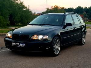 BMW 320d 110 KW, 2005 GOD. TEK UVEZEN!