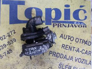 TURBINA NISSAN TERRANO 3.0TDI 113kW 7246392 144112X900