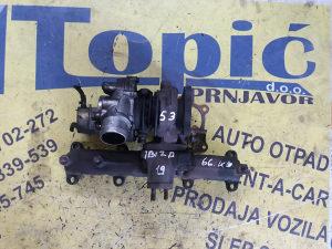 TURBINA SEAT IBIZA 1.9TDI, 66kW / 038145701F