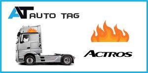 Stikeri i auto naljepnice/naljepnica za kamion Actros!,