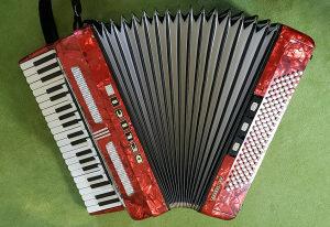 Harmonika Delicia Chora'l XIV 120 basova 11+3 registra