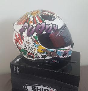 Kaciga shiro helmets