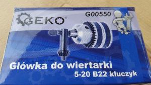 Stezna glava ključ 5-20 konus MK