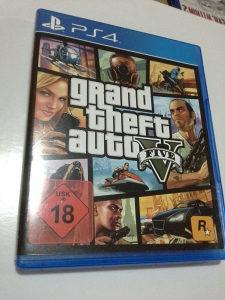 Ps4 Gta 5 Playstation 4 (AKCIJA) vise komada na stanju