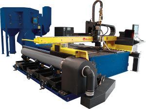 CNC mašina za sječenje plazmom i plinom