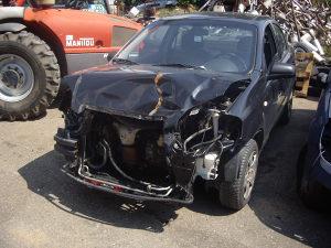 Chevrolet Aveo 2011 1.2B-dijelovi limarije i mehanike