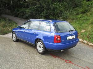 Audi A4 karavam