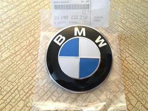 BMW ZNAK / AMBLEM ZA PREDNJI DIO VOZILA (HAUBU)