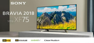 "Sony ANDROID 4K 55"" UltraHD TV 55XF7596 Smart XF7596"