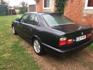 BMW 520 registrovan