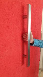 Inox rukohvat za vrata