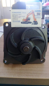JCB vodena pumpa 320/04542