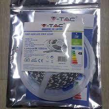 LED traka 5050 RGB IP20 4.8W/m 30LED V-TAC