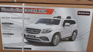 AUTO IGRACKA MERCEDES GLS AMG