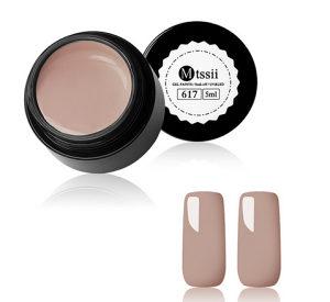 Gel Paints Soak-off svijetlo-bež UV/LED gel 5ml 617