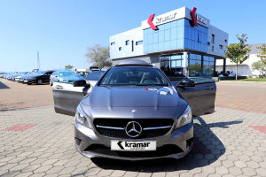Mercedes CLA 220 CDI 7G-Tronic NIGHT-PAKET FASCINATION