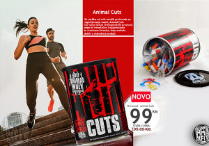 Universal - Animal Cuts (42 pack)