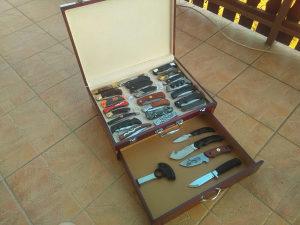 Čakija i noževi više komada
