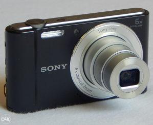 Sony DSC - W810 Kamera