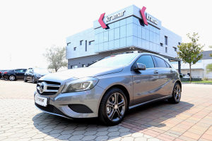 Mercedes A 200 2.2 CDI 7G-Tronic Sportpaket EXCLUSIVE