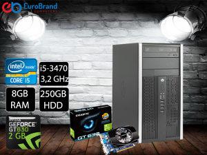 RAČUNAR i5-3470 8GB DDR3 GT 630 2GB grafika