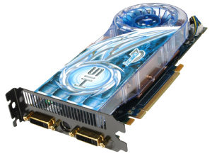 HIS IceQ3 HD3870 512MB GDDR4