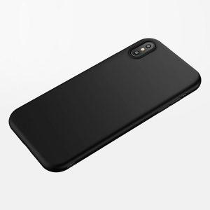 Matte zaštitni silikonski case za iPhone X