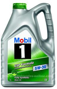 MOBIL 5W30 507.00 1 ESP FORMULA ulje