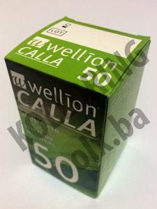 Trakice za mjerenje sećera u krvi - Wellion CALLA