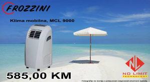 Frozzini Mobilna klima MCL 9000