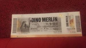 Dino Merlin koncert Mostar