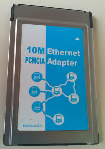 PC modem 56K za laptop