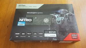 AMD Radeon R9 390 8GB Sapphire nitro