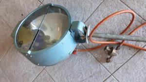 Reflektor na plin