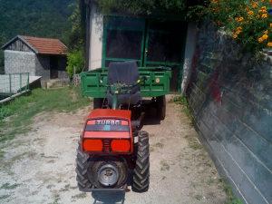 Traktor motokultivator labin 14