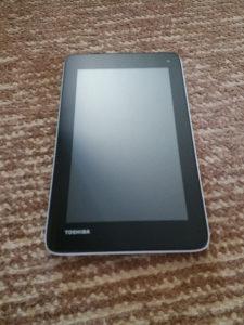 Tablet TOSHIBA (7incha)