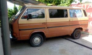 Kombi T2 transporter