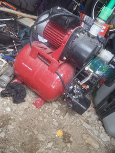 Hidrapak pumpa za vodu