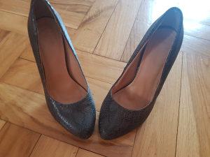 Cipele zmijska koza print