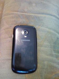 Samsung galaxy es tri mini