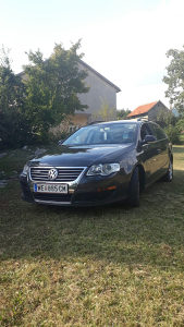 VW passat 6,pasat VI 2008 godina 1.9tdi toop stanje
