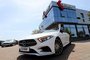 Mercedes CLS 350 D 4Matic 9G-Tronic NIGHT-PAKET AMG