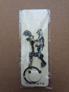 Privjesak za kljuc kluceve  sex
