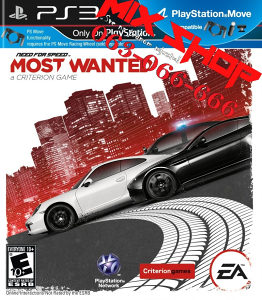 NEED FOR SPEED MOST WANTED za Playstation 3 PS3